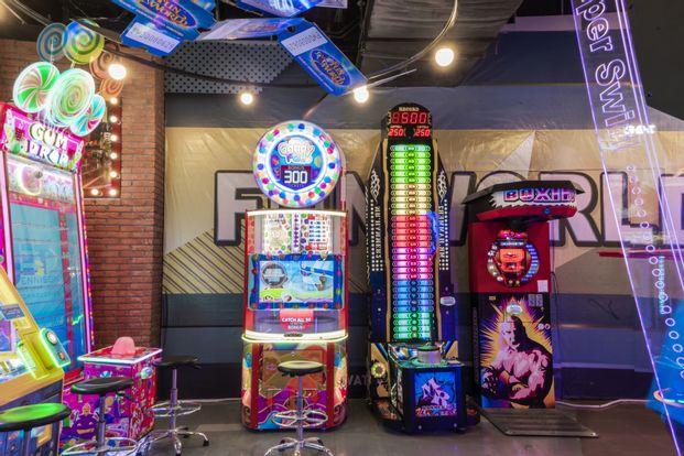 Funworld Lotte Mall Bintaro