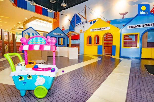 KiDZiLLA- Summarecon Mall Bekasi