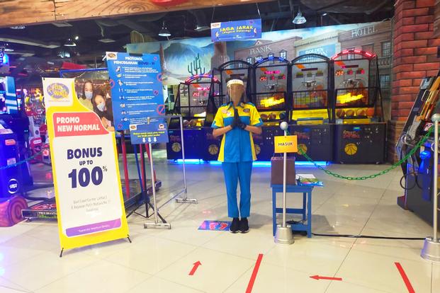 Funworld BG Junction Surabaya