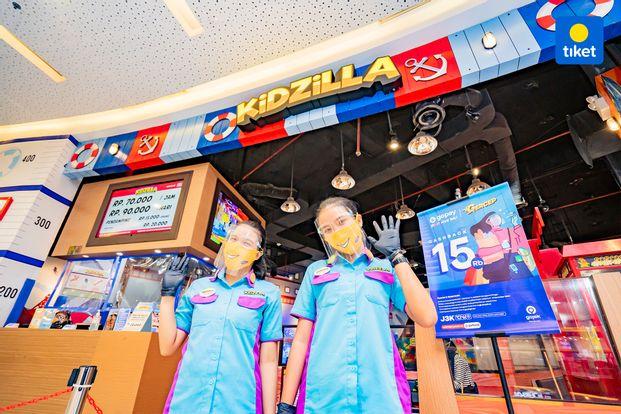 KiDZiLLA- DeliPark Mall Medan