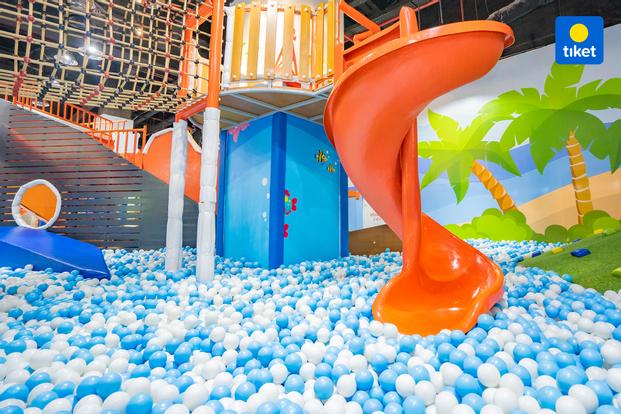 KiDZiLLA (tanpa trampoline) - Mal SKA Pekanbaru