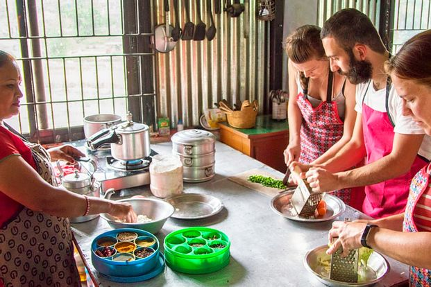Nepali Cooking Class