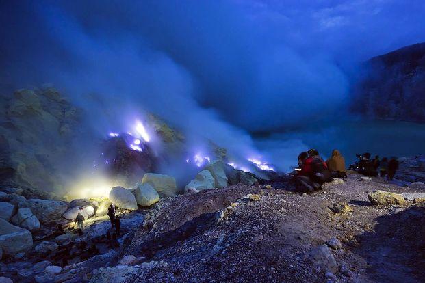 Open Trip Ijen Crater (Bali) by Fayn Bali