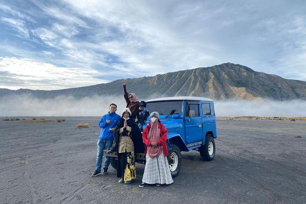 Jeep Wisata Gunung Bromo Via Malang by Go Explore