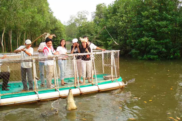 Can Gio Day Tour from Ho Chi Minh
