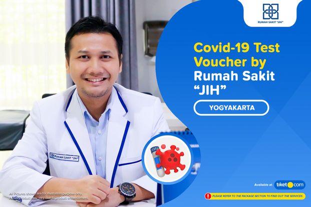 COVID-19 Rapid / PCR / Swab Antigen Test by RS JIH Yogyakarta