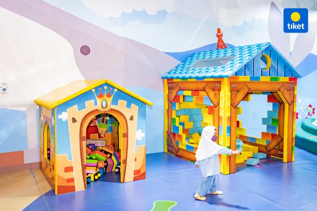 Softplay (Funworld) - Grand Galaxy Park Bekasi