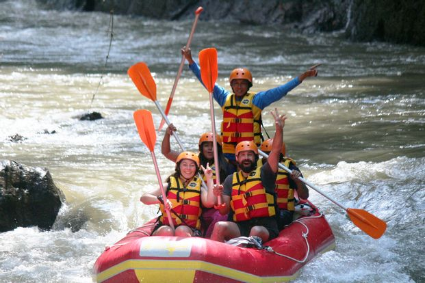 Paket Rafting & ATV Ride All Inclusive by Bali Best Adventure