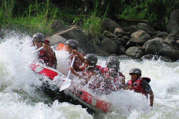 White Water Rafting Experience in Bahbolon River or Wampu River