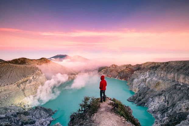 Ijen Crater and Baluran National Park Tour