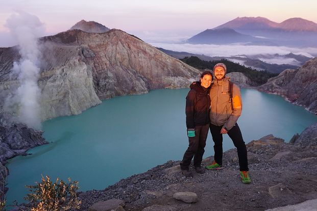 Ijen Crater Sunrise Tour