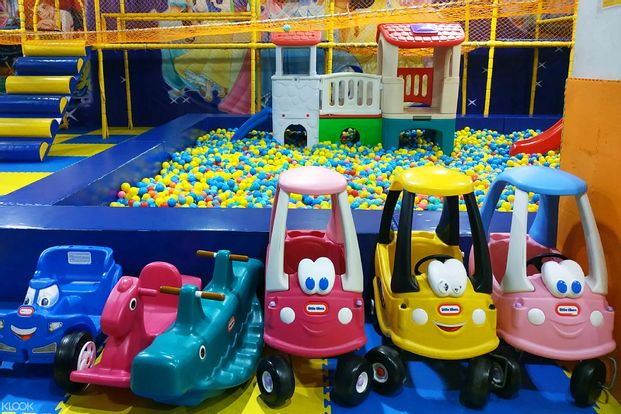 Happy Kiddy Playground at Sidoarjo Town Square