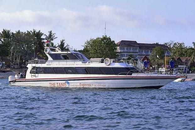 Tiket Fast Boat Nusa Lembongan - The Tanis Express by Penidago