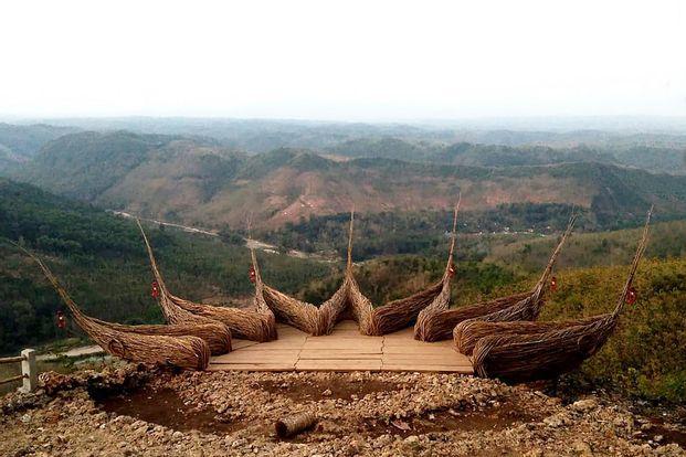 Geo Forest Watu Payung in Yogyakarta