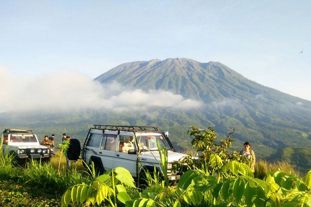 Salak Agro Jeep Sunrise by GUNGGUNG ADVENTURE