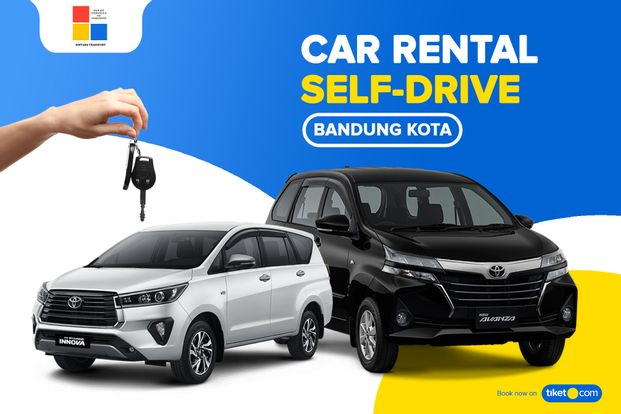 Rental & Sewa Mobil Lepas Kunci di Bandung Kota