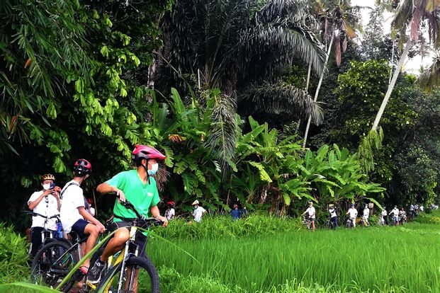 Salak Agro Countryside Cycling by GUNGGUNG ADVENTURE