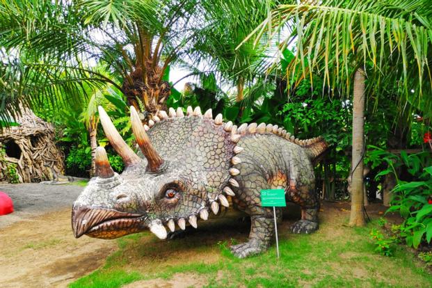 Big Garden Corner in Bali