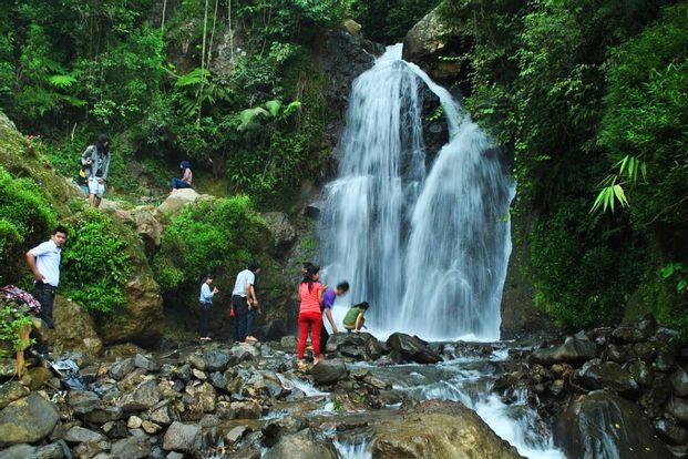 Nirvana Valley Camping Experience with Curug Cipamingkis Trekking