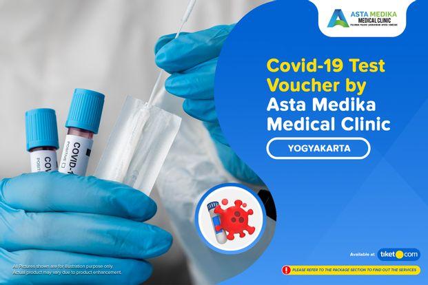 COVID-19 Rapid / Genose C19 / Swab Antigen Test By Asta Medika