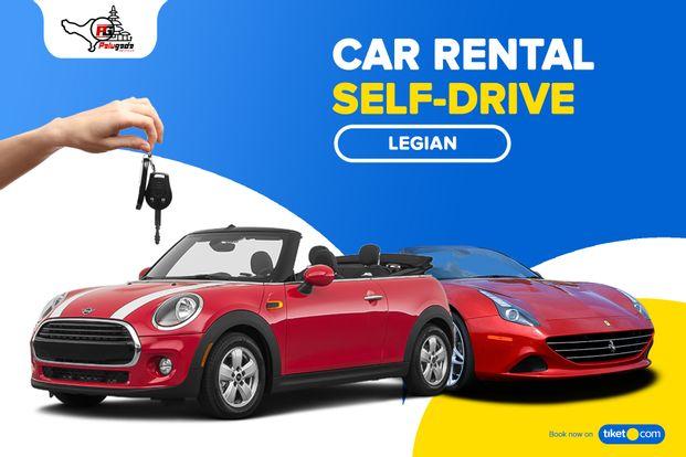 Rental & Sewa Mobil Lepas Kunci di Legian