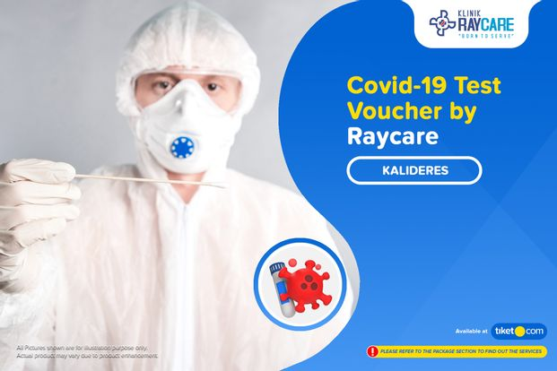 COVID-19 PCR / Swab Antigen Test by Klinik Raycare