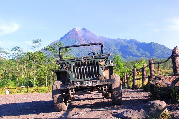 Aro Wisata  1 Day Tour Lava Tour Merapi, Candi Plaosan, Tebing Breksi + Belanja Oleh – Oleh