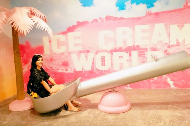 Ice Cream World Bali Ticket