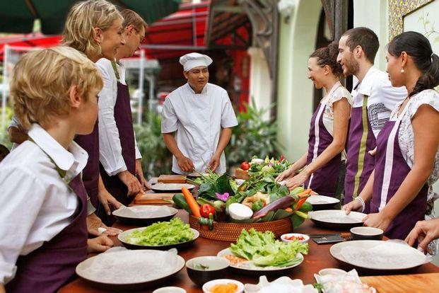 Hanoi Home Cooking Class