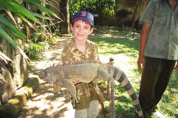 Bali Reptile Park Ticket