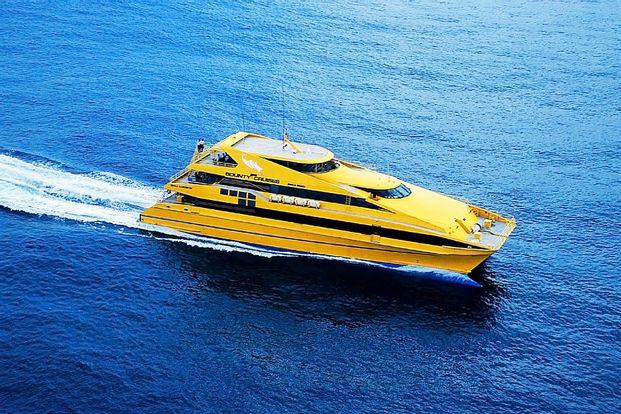 Bounty Cruise in Bali