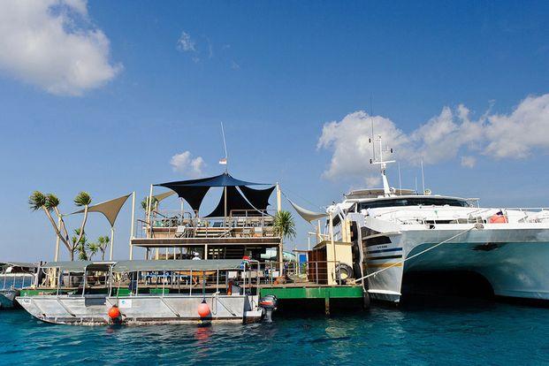 Lembongan Island Beach Club Cruise