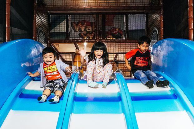 Waka Waka Playground Ticket in Bali
