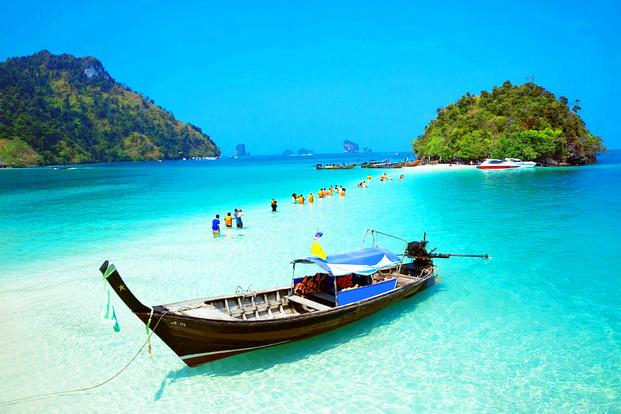 Krabi 5 or 7 Islands Snorkeling Tour by TTD