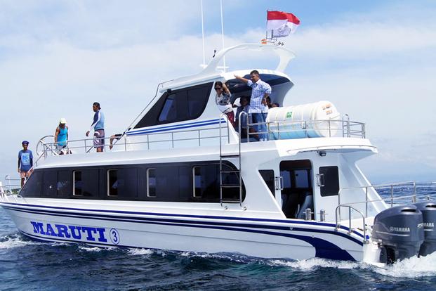 Tiket FastBoat Sanur-Penida PP by Fayn Bali