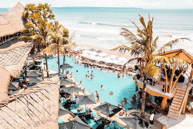 Private Round Trip Transfers for Beach Clubs in Bali