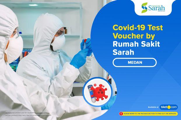 COVID-19 Swab Antigen Test by Rs. Sarah