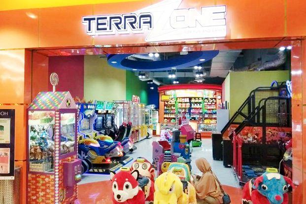 Terrazone Game Center Ticket in Jakarta