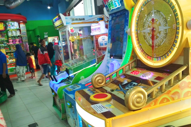Terrazone Game Center Ticket in Bogor