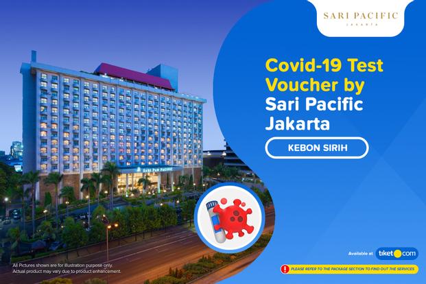 COVID-19 Rapid / PCR / Swab Antigen Test by Sari Pacific Jakarta