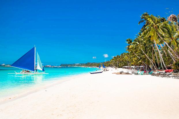 Boracay Tour Package (Island Hopping)