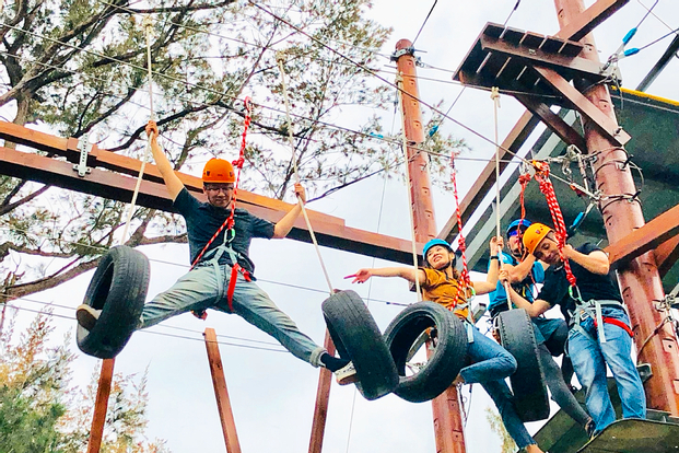 Taoyuan Youth Adventure Camps Day Pass