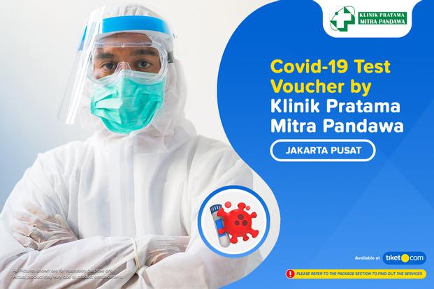 COVID-19 Rapid / PCR / Swab Antigen Test by Klinik Pratama Mitra Pandawa