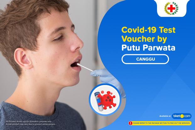 COVID-19 Rapid / Swab Antigen Test by Klinik Putu Parwata - Canggu