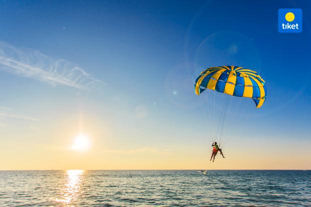 New Parasailing Adventure, Seawalker by Pandan Sari Water sport