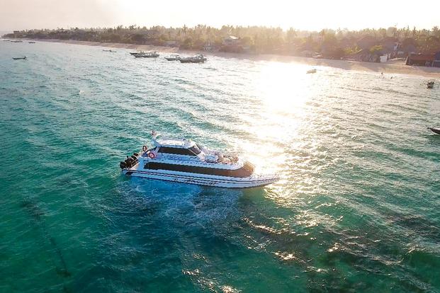 Fast Boat Sanur - Lembongan by Bali Best Adventure