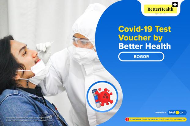 COVID-19 PCR / Rapid / Swab / Antigen Test by Better Health
