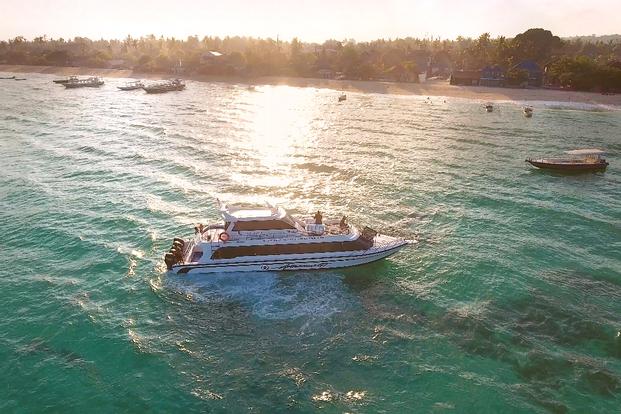 Fast Boat Lembongan - Sanur by Bali Best Adventure