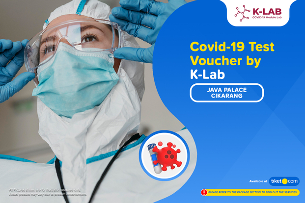 COVID-19 Rapid Antigen / PCR Swab Test by K-Lab - Java Palace Cikarang