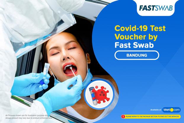 COVID-19 Rapid Antibodi / PCR / Swab Antigen Test by Fast Swab